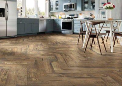 "shaw classic charm laminate flooring New Of SHAW HACIENDA 6""x36"" Porcelain Floor Tile Room Scene Pecan"